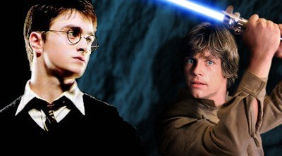 Star Wars Versus Harry Potter