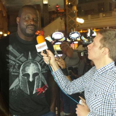 Watch SHAQ call Sparks an Asshole.