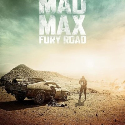 NEW MAD MAX POSTER!