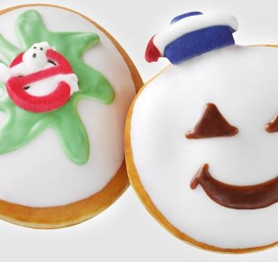 Who You Gonna Call…Krispy Kreme