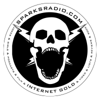 New SparksRadio.com LOGO IS HERE!! MEANS STUFF IS COMING!