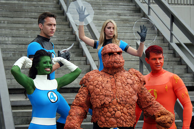 Fantastic_Four_Cosplays