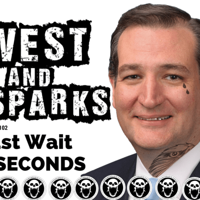 West and Sparks TIMED Podcast Ep 102: Just Wait 8 Seconds