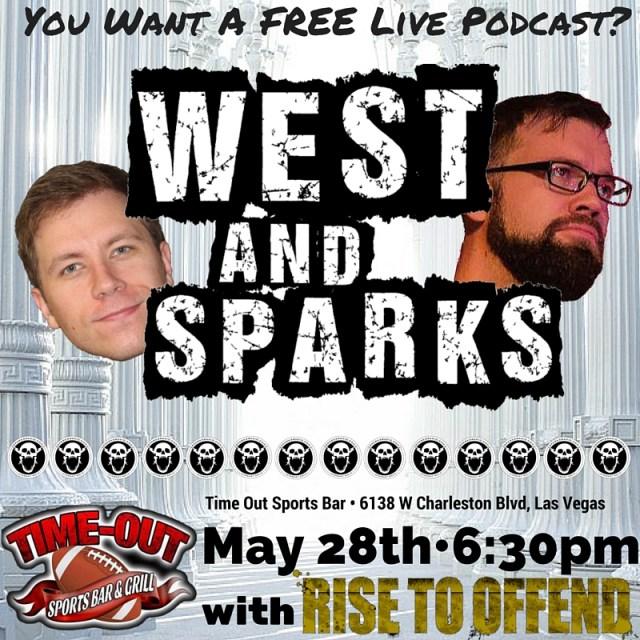 You Want A Live Podcast_