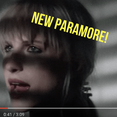 New song by Paramore!