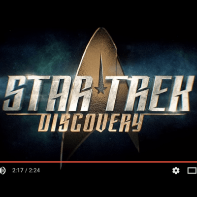 Star Trek Trailer