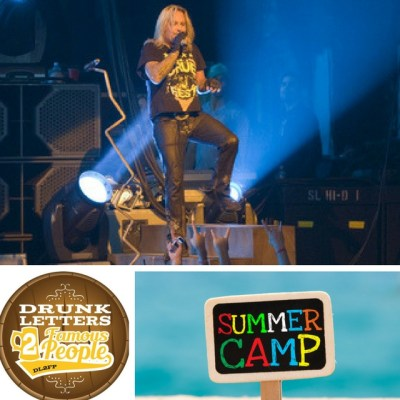 Drunk Letters to Famous People Episode 20: Vince Neil