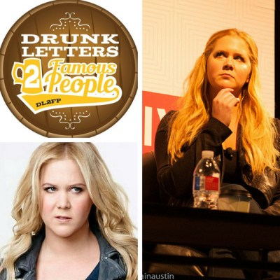 Drunk Letters to Famous People Episode 47: Amy Schumer