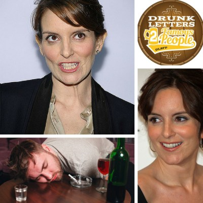 Drunk Letters to Famous People Episode 46: Tina Fey
