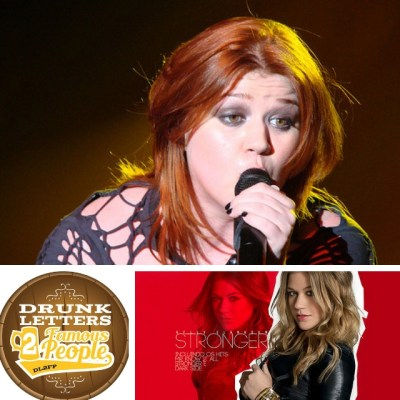 Drunk Letters to Famous People Episode 51: Kelly Clarkson