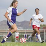 Girls Soccer: Cougs roll Colts, Raiders blanked