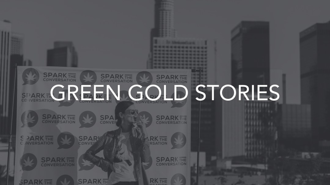 Green Gold Stories Bianca Green