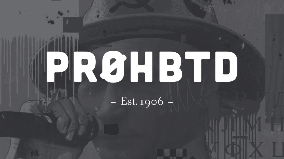 Prohbtd 2016