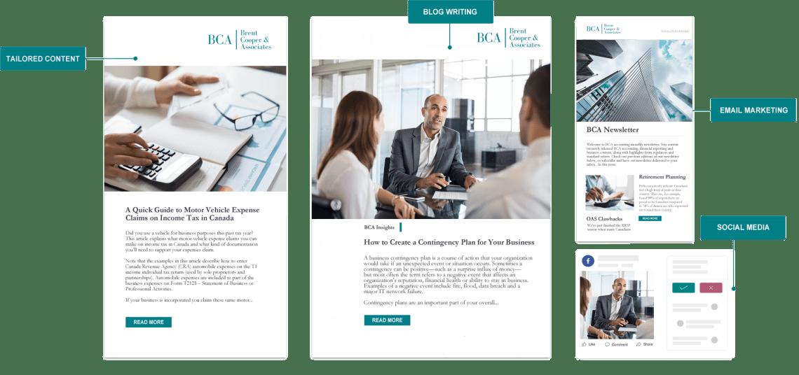 Accounting practice marketing, Marketing agency in Calgary, Alberta, Canada