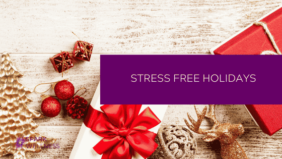 Stress-free holidays