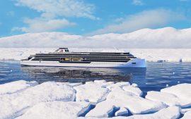 Viking Expedition Ship (C)