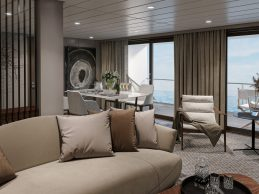 Presidential suite_copyright Havila Voyages