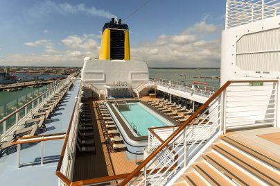 Saga Cruises' Previews New Ship, 'Spirit of Adventure'
