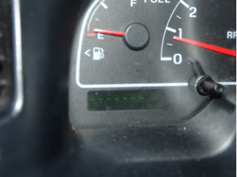 Sparky S Answers 2001 Ford Windstar Odometer Cruise