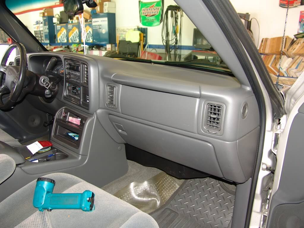 Sparky's Answers - 2004 Chevrolet Silverado, Dash Cover ...
