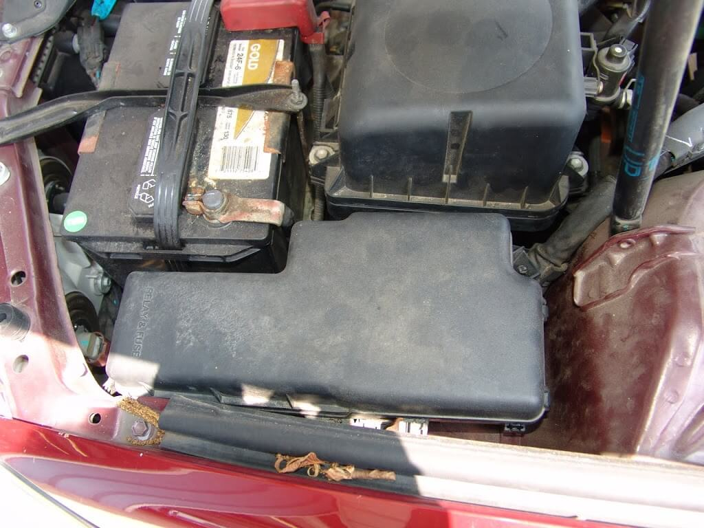 Sparky's Answers - 2003 Toyota Camry, A/C Stops Blowing Cold Air