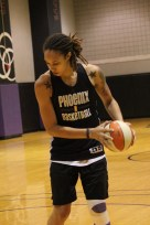 Griner still has a lot to learn in the WNBA (By Cecillia Lazarin)