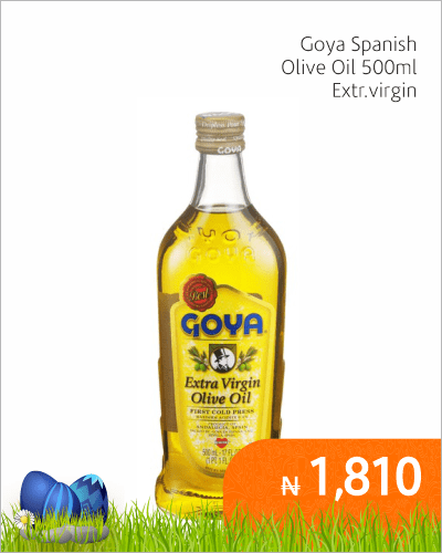 Goya Spanish Olive Oil 500ml