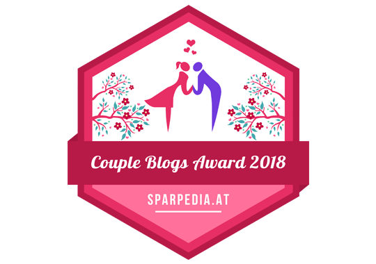 Banners for Couple Blogs Award 2018