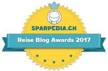 Reise Blog Award 2017 Badges