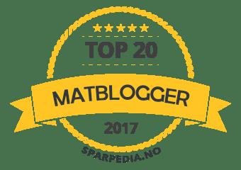 Top 20 matblogger 2017