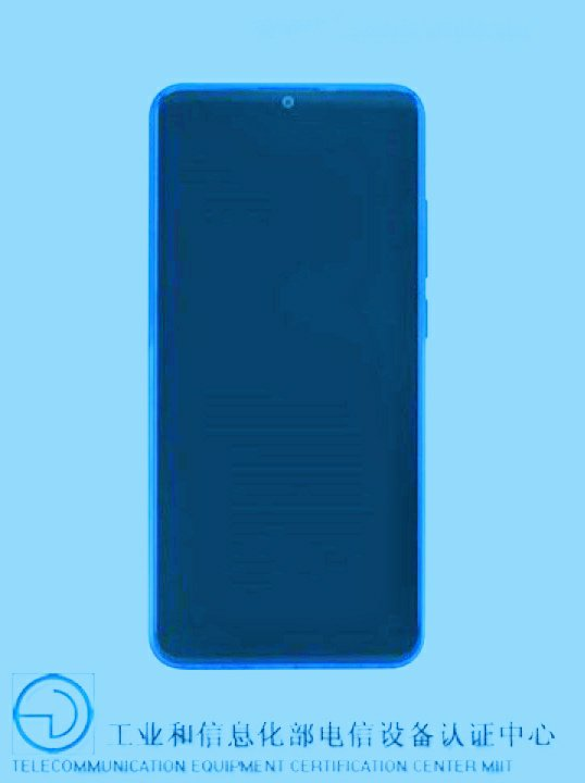Extracted image of lenovo z5s showing more details of device