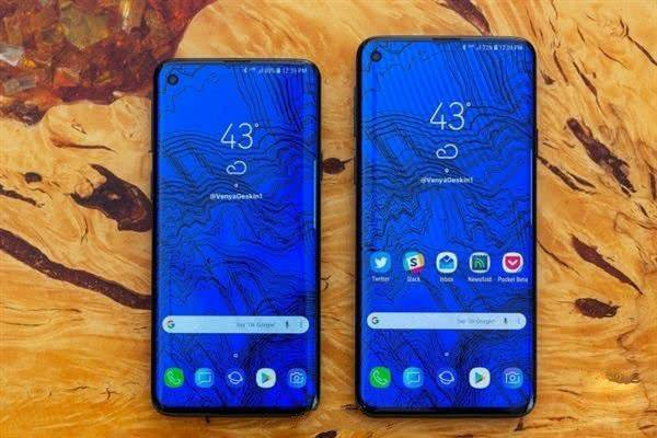 Expectations are rising! Samsung S10 series or equipped with screen fingerprints 1