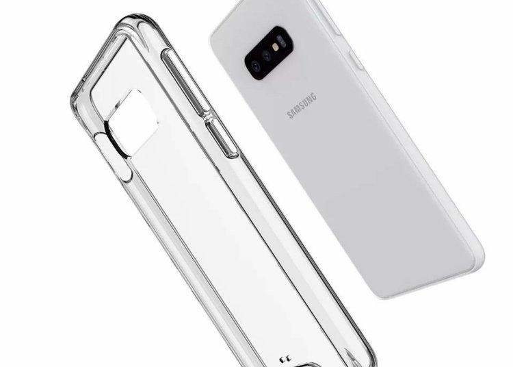 Samsung Galaxy S10 Lite Back Case Exposure 1