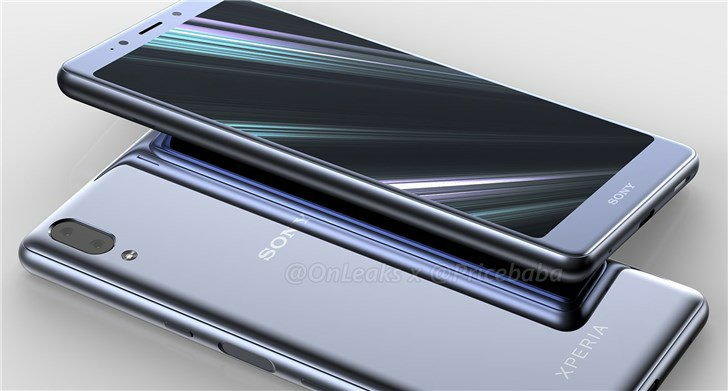 Sony Xperia L3 Images by Onleaks