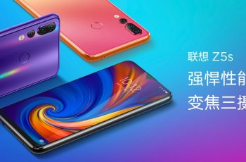 Lenovo Z5s Price and Specifications Officially Launched 4