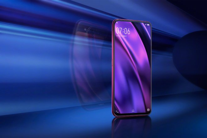 Vivo Nex 2 Official Promotional images