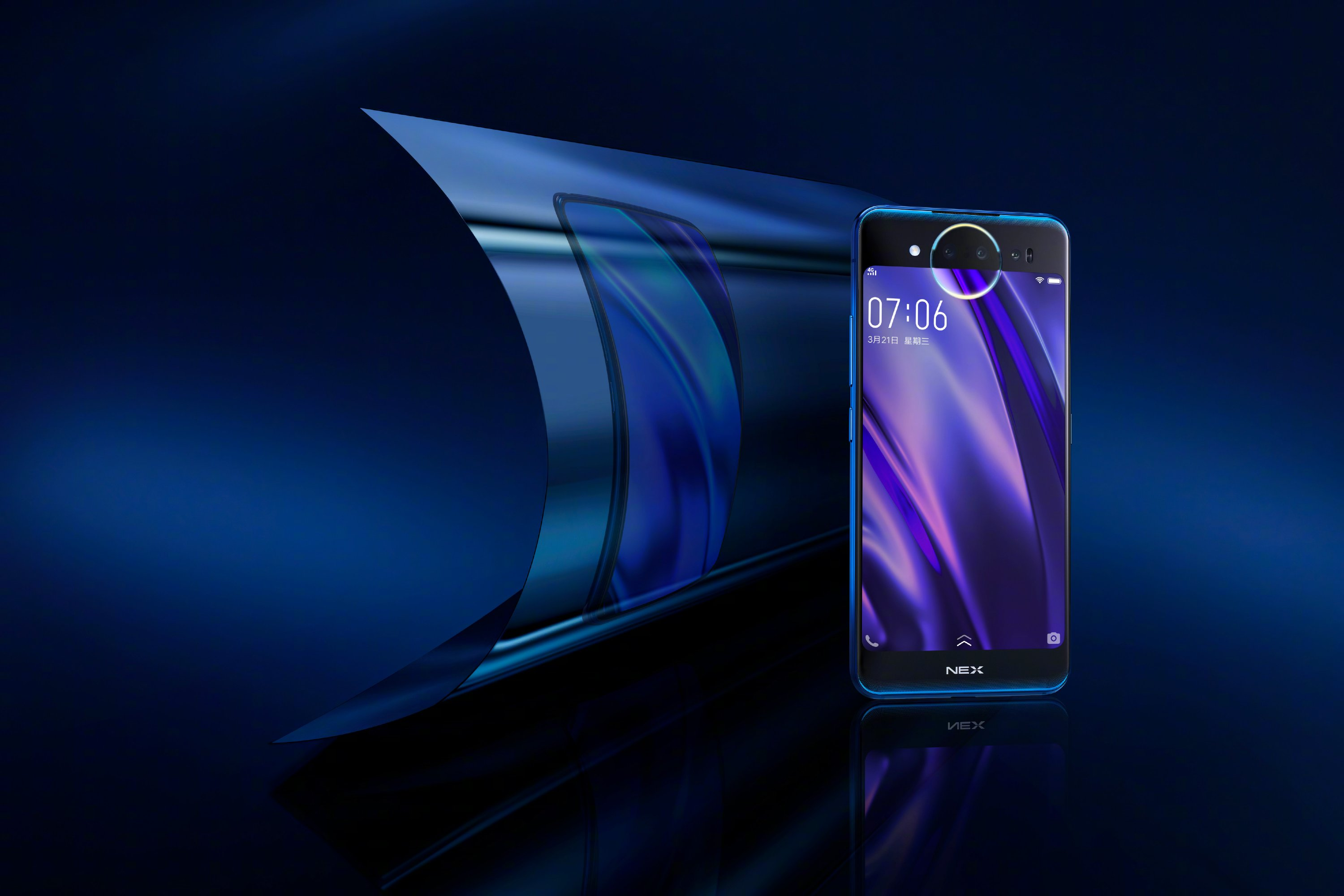 Vivo Nex 2 Promotion Material Out Now and a new hands on video