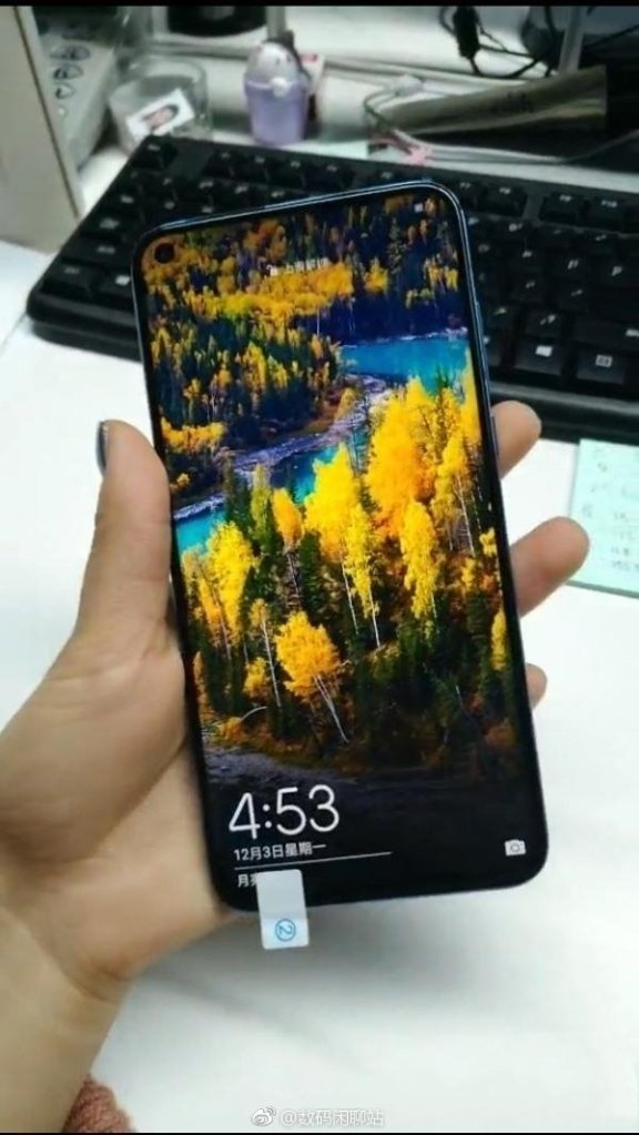 Huawei Nova 4 Appear Live hands-on Images 2