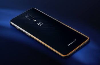 Download OnePlus 6T McLaren Edition Wallpaper  2