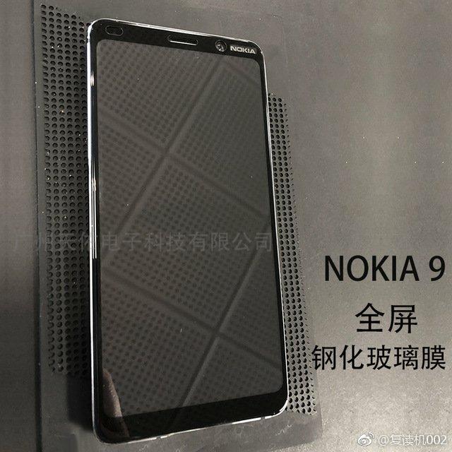 Nokia 9 Screen Glass