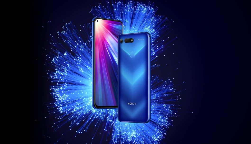 Honor V20 Official Images