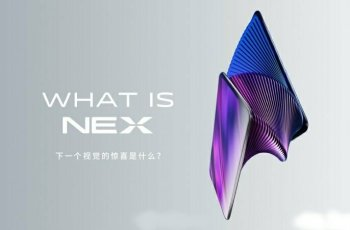 Vivo NEX 2 dual-screen version Launching in Shanghai next week Registration started 4