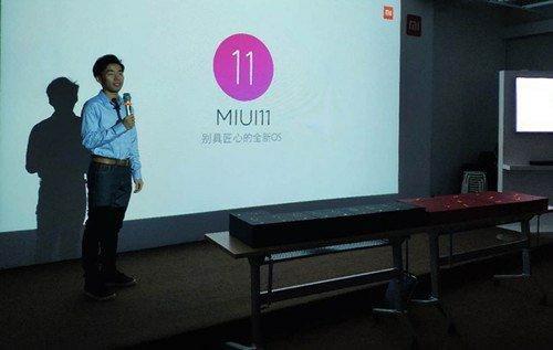 Xiaomi MIUI 11 system development started 1