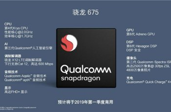 Qualcomm Snapdragon 675 slightly better than Snapdragon 710 On Antutu Benchmark 1