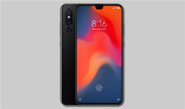 Xiaomi 9 concept