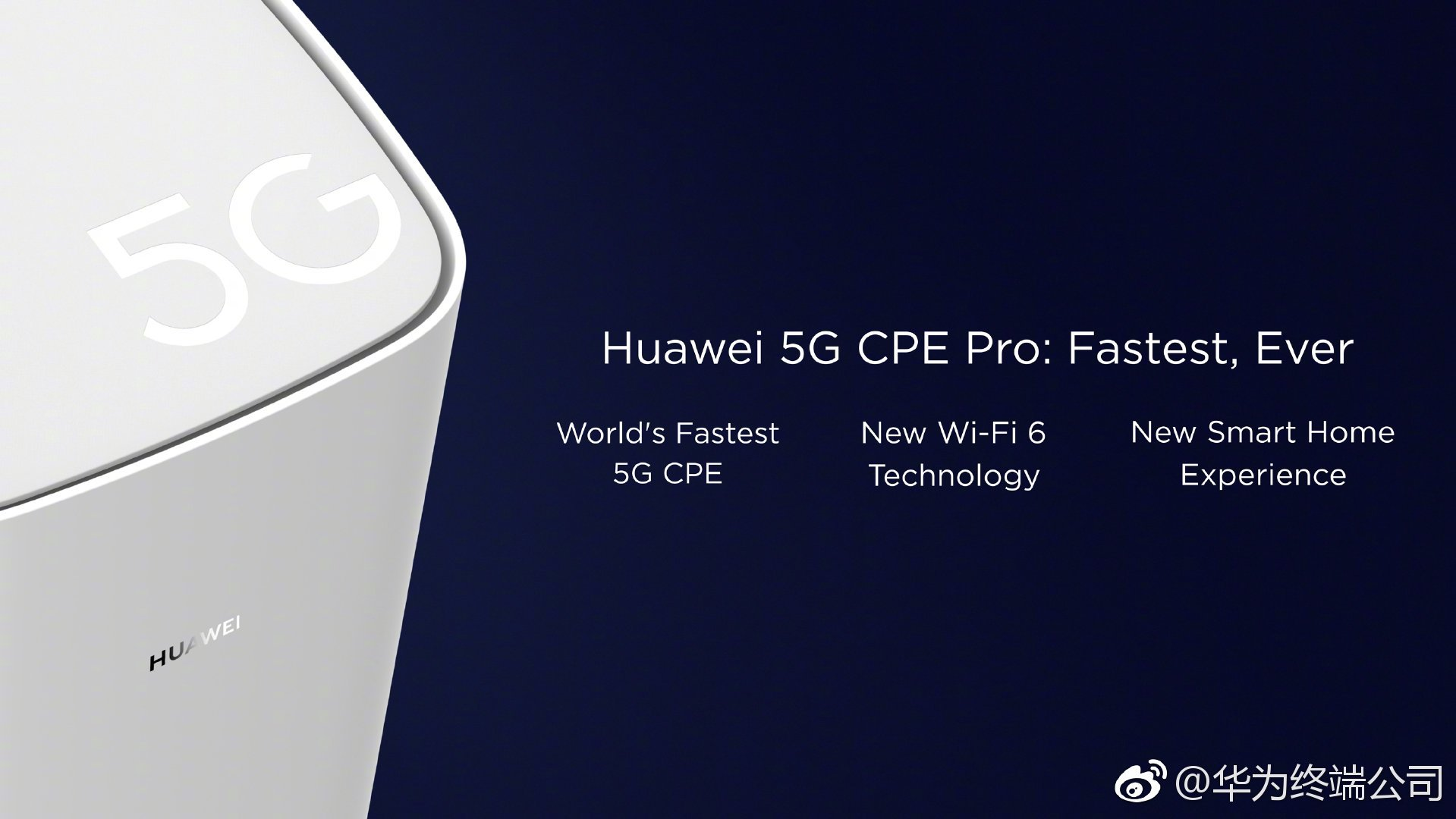 Huawei MWC 2019 Pre- Conference