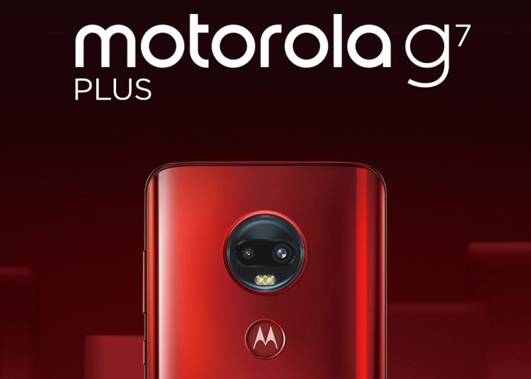 Motorola G7 series Price And Specifications: G7 Plus and Chinese red color 1