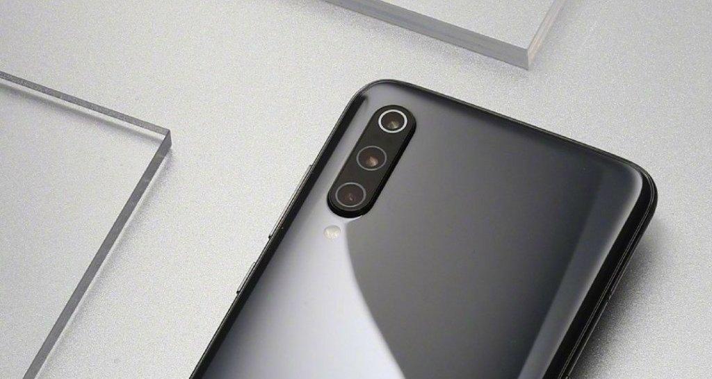 Xiaomi Mi 9 Camera Module and New Deep Gray Color Exposure 1