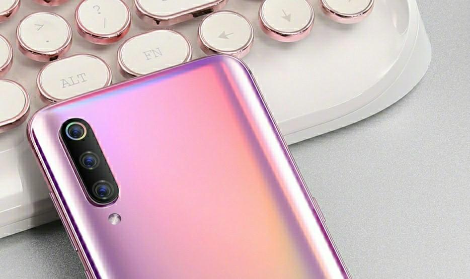 Xiaomi 9 Purple Color - Which You Prefer Blue or Purple 1