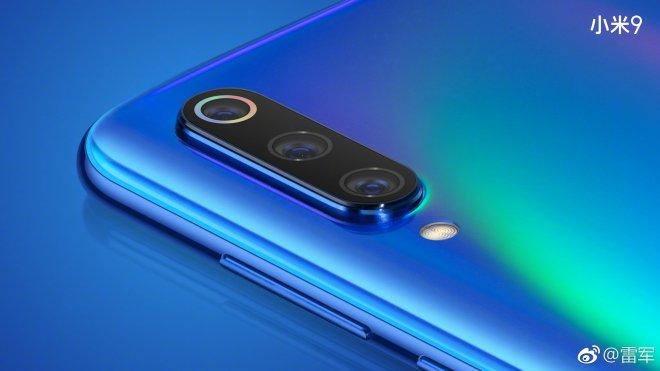 Xiaomi 9 Blue